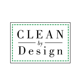 Clean by Design Logo
