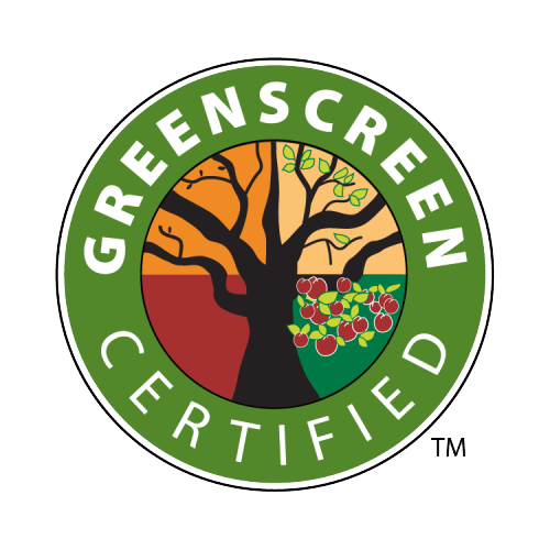 Greenscreen Certified Logo